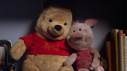 """Disney Consumer Products – Winnie The Pooh """"Smackerels"""""""